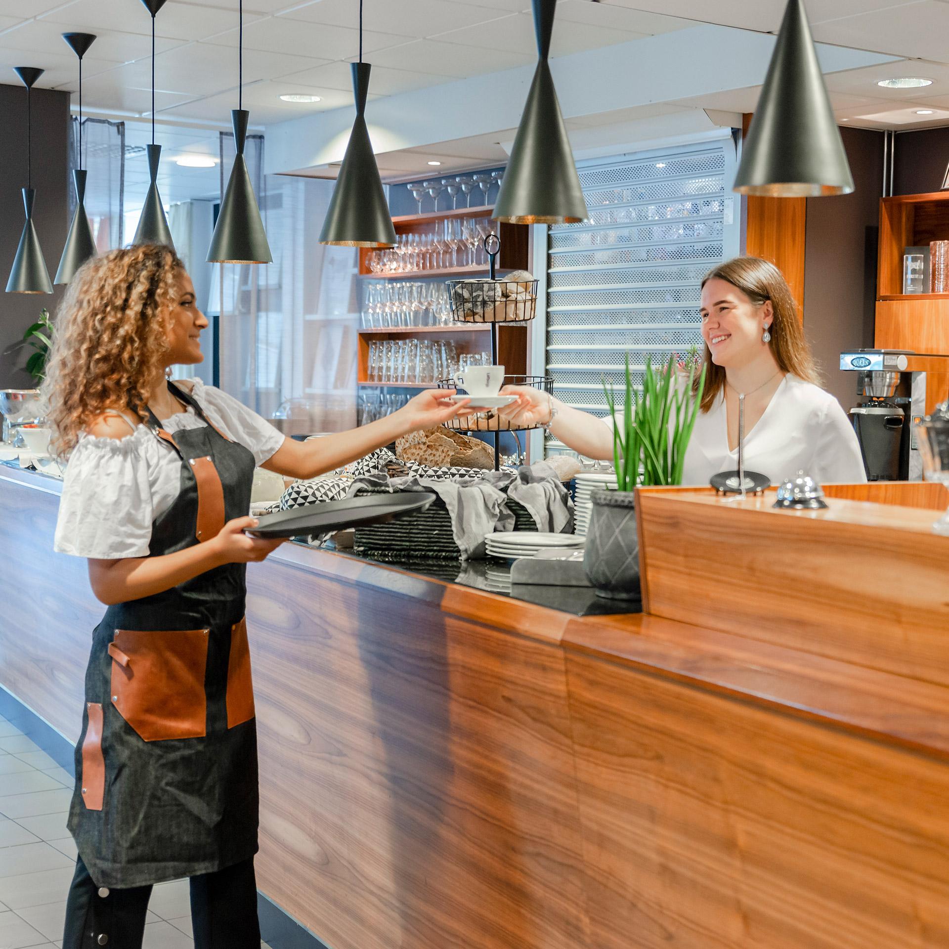 Tingvallagymnasiet – Hotell- och turismprogrammet